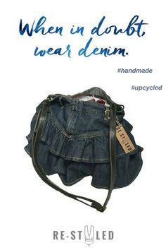 Selle velo jeans