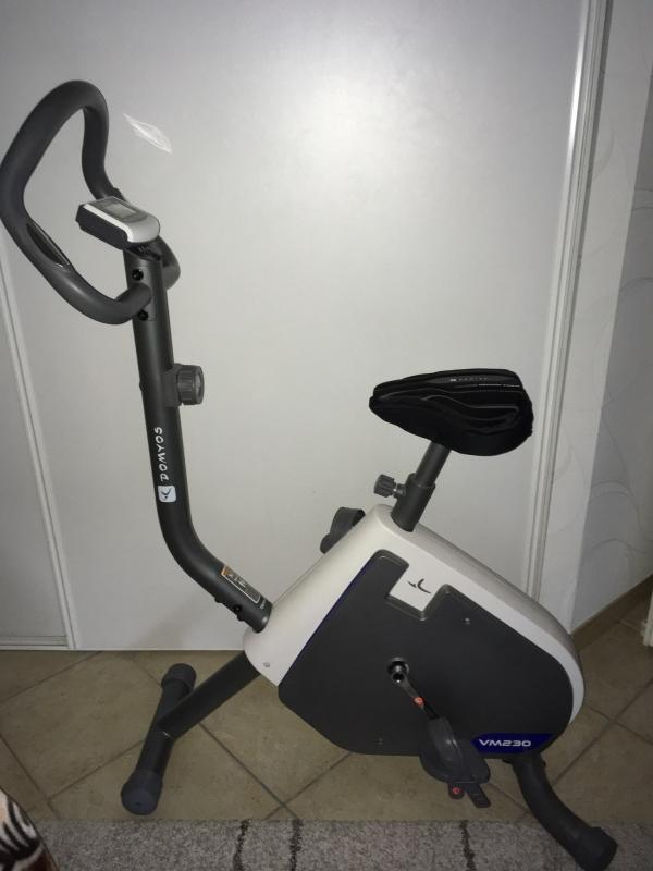 Physionics – mini vélo d'appartement