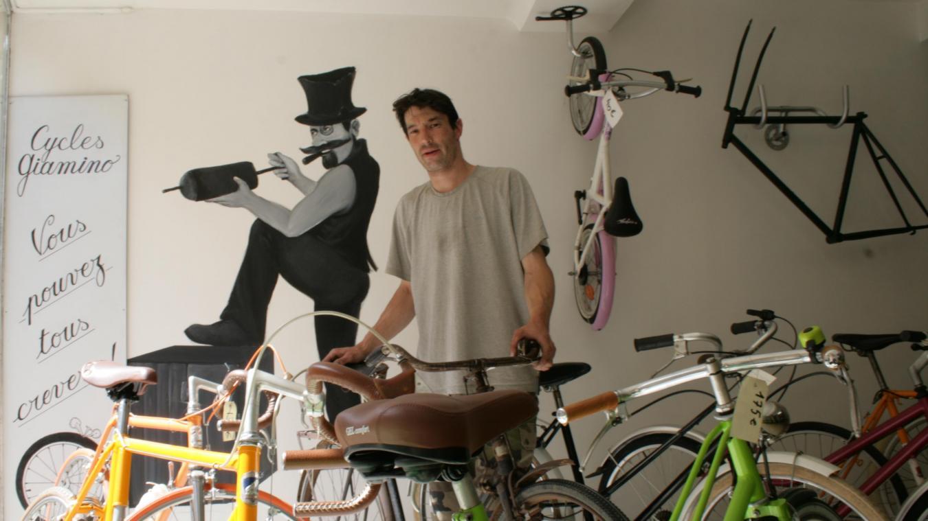 Magasin de vélo occasion