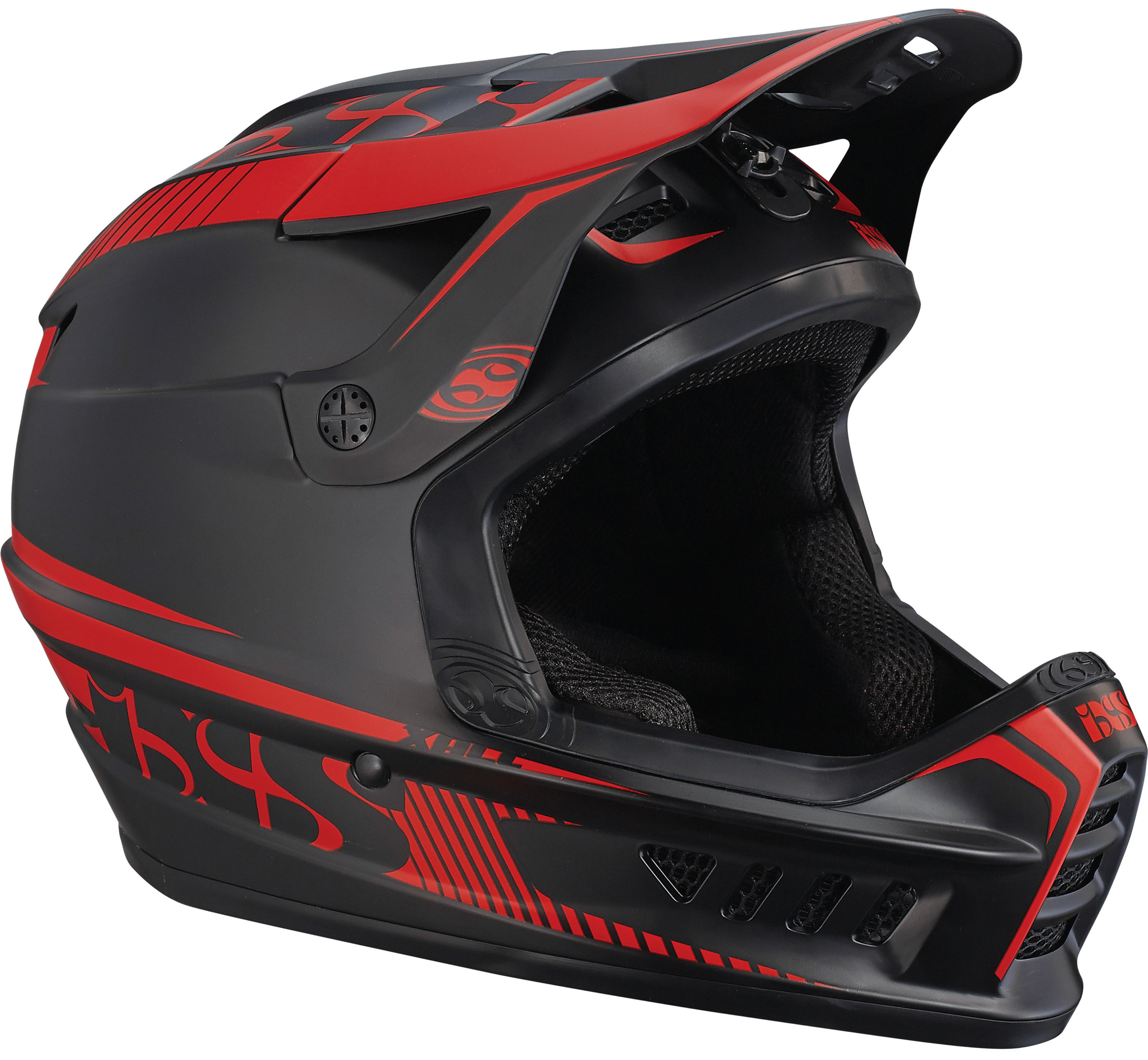 Casque de velo full face