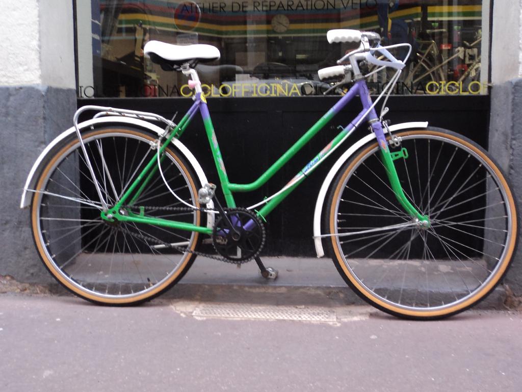 Vélo occasion à lyon