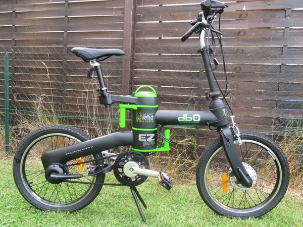 Achat velo pliable occasion
