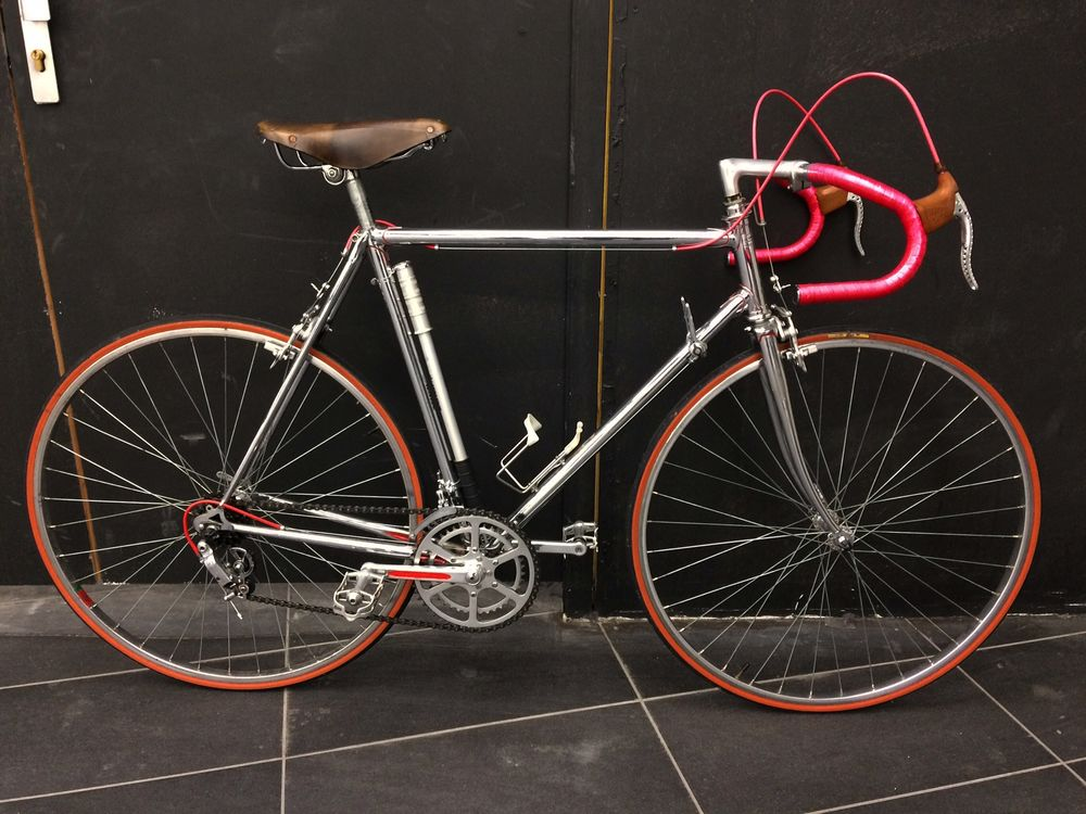 Selle velo vintage occasion