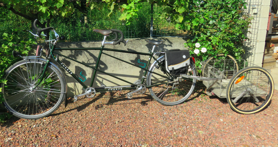 Velo tandem occasion particulier