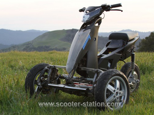 Velo electrique 3 roues a vendre