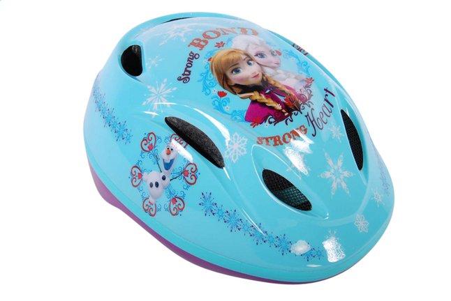 Casque vélo reine des neige