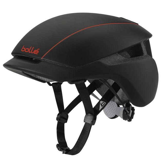 Casque de vélo noir