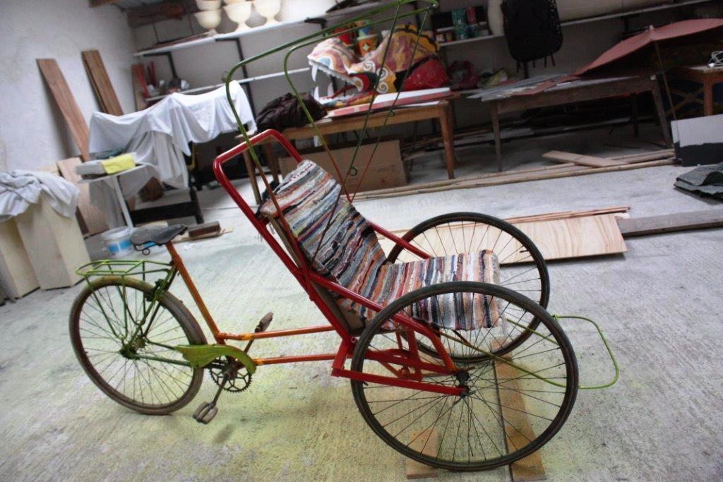 Vélo pousse pousse occasion