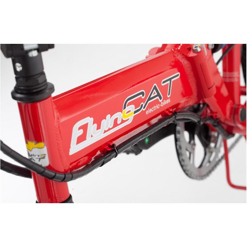 Vélo électrique pliant flying cat