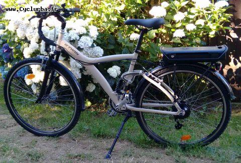 Vélo electrique original 700 36v b'twin occasion