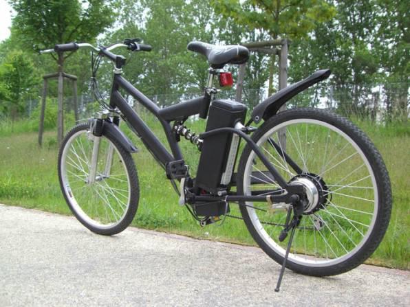 Achat vélo assistance électrique occasion