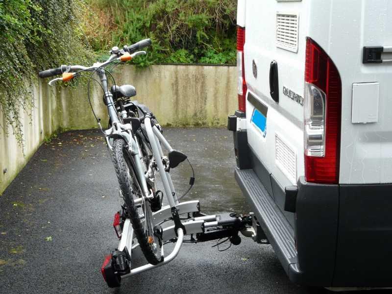 Porte vélo occasion belgique