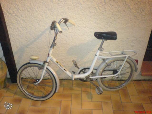 Acheter vélo pliant d'occasion