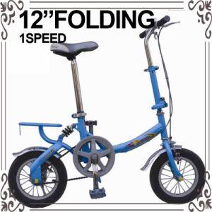 Vélo pliant steel