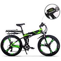 Vélo pliant électrique prophete