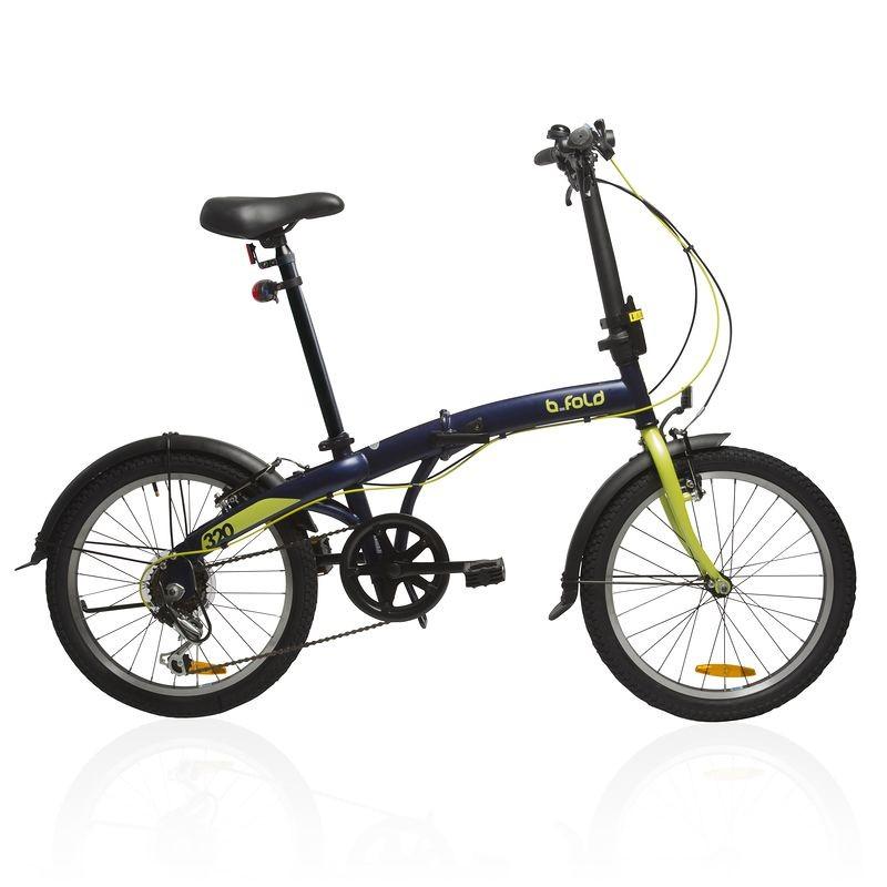 Vélo pliant b fold 5