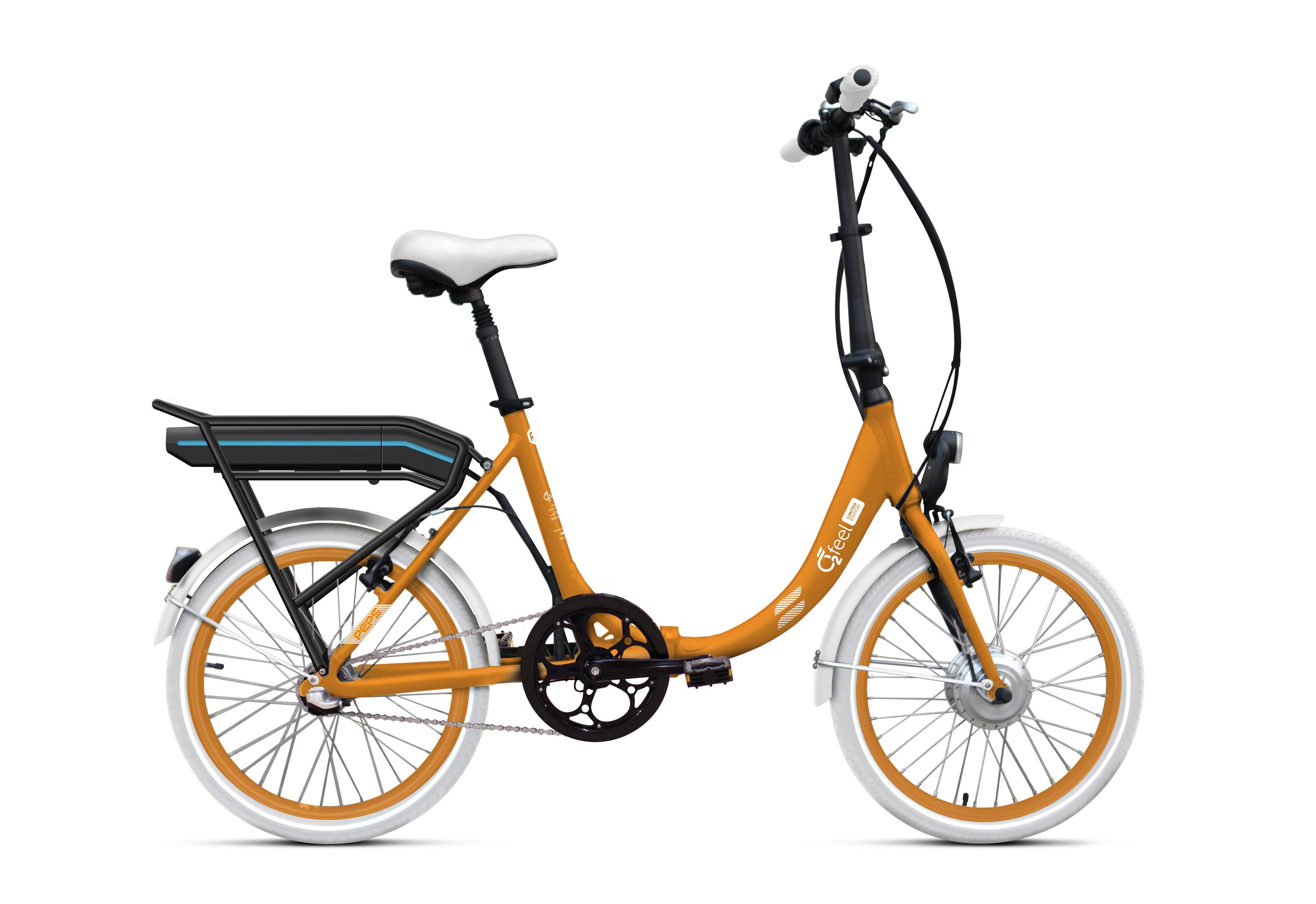 Vélo pliable électrique bruxelles