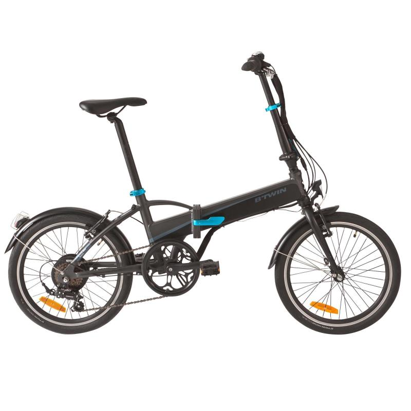 Velo electrique pliable intersport