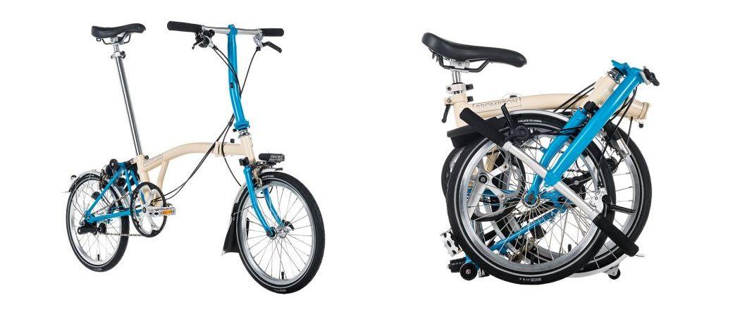 Vélo pliable brompton occasion belgique