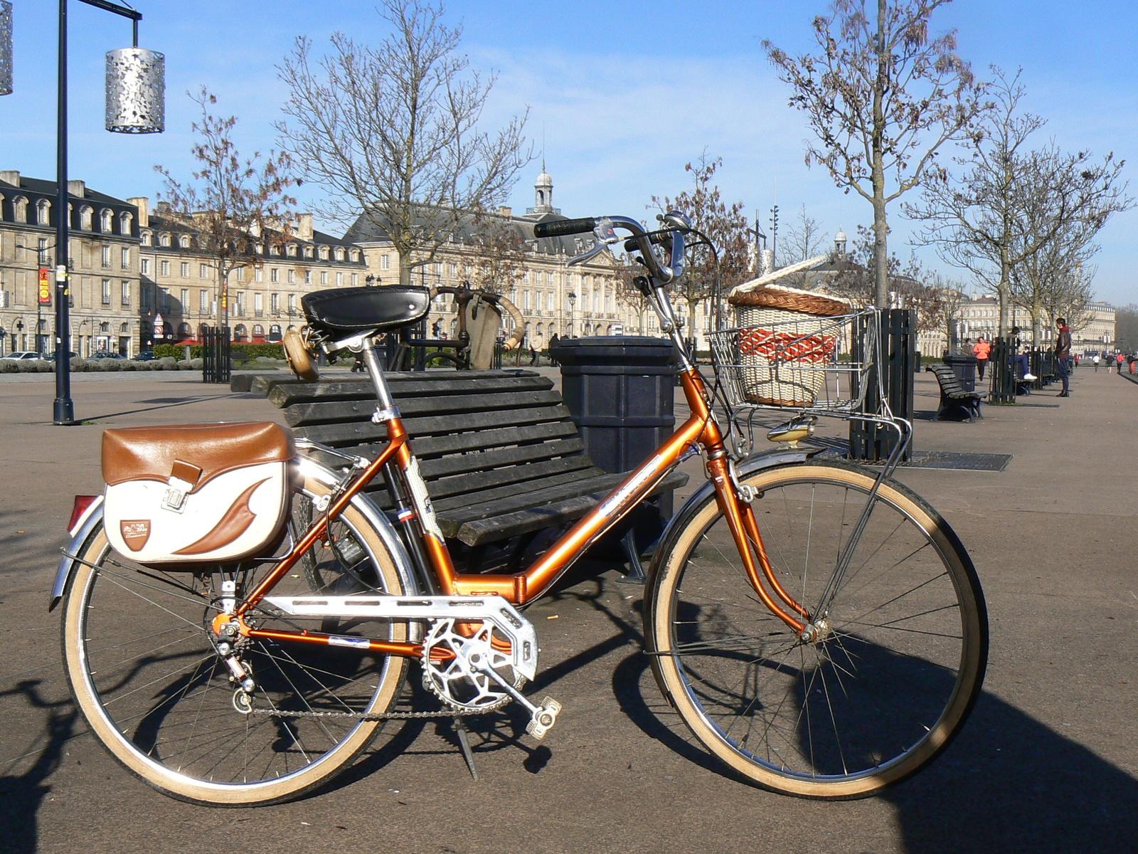 Vélo pliant 10 pouces