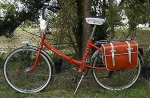 Vélo pliant peugeot nouveau style