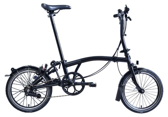 Vélo pliable brompton belgique