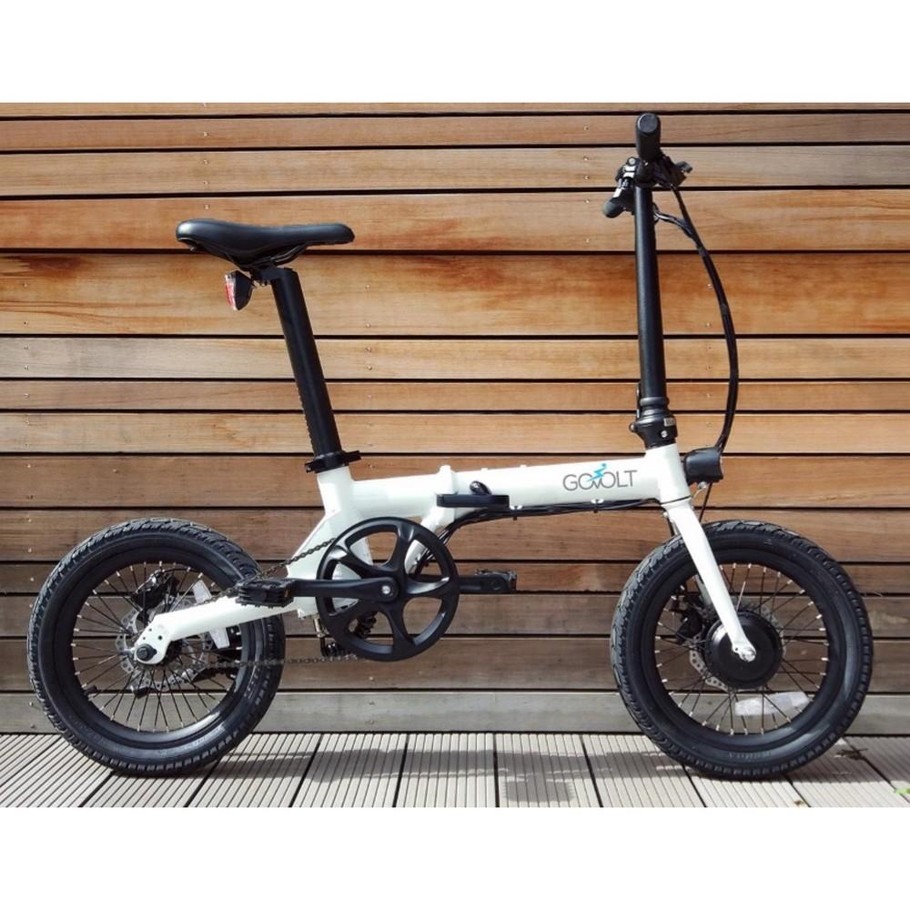 Velo pliant ultra leger a bike