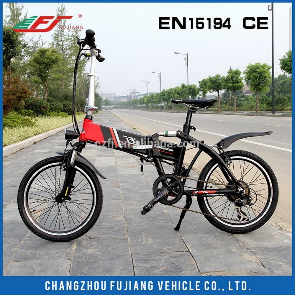 Vélo pliant électrique carrefour