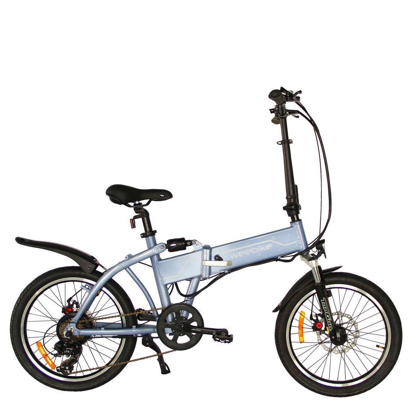 Vélo pliant électrique go sport