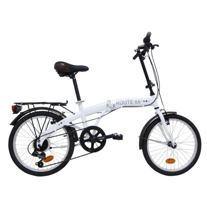 Vélo classique pliant shimano classic 2