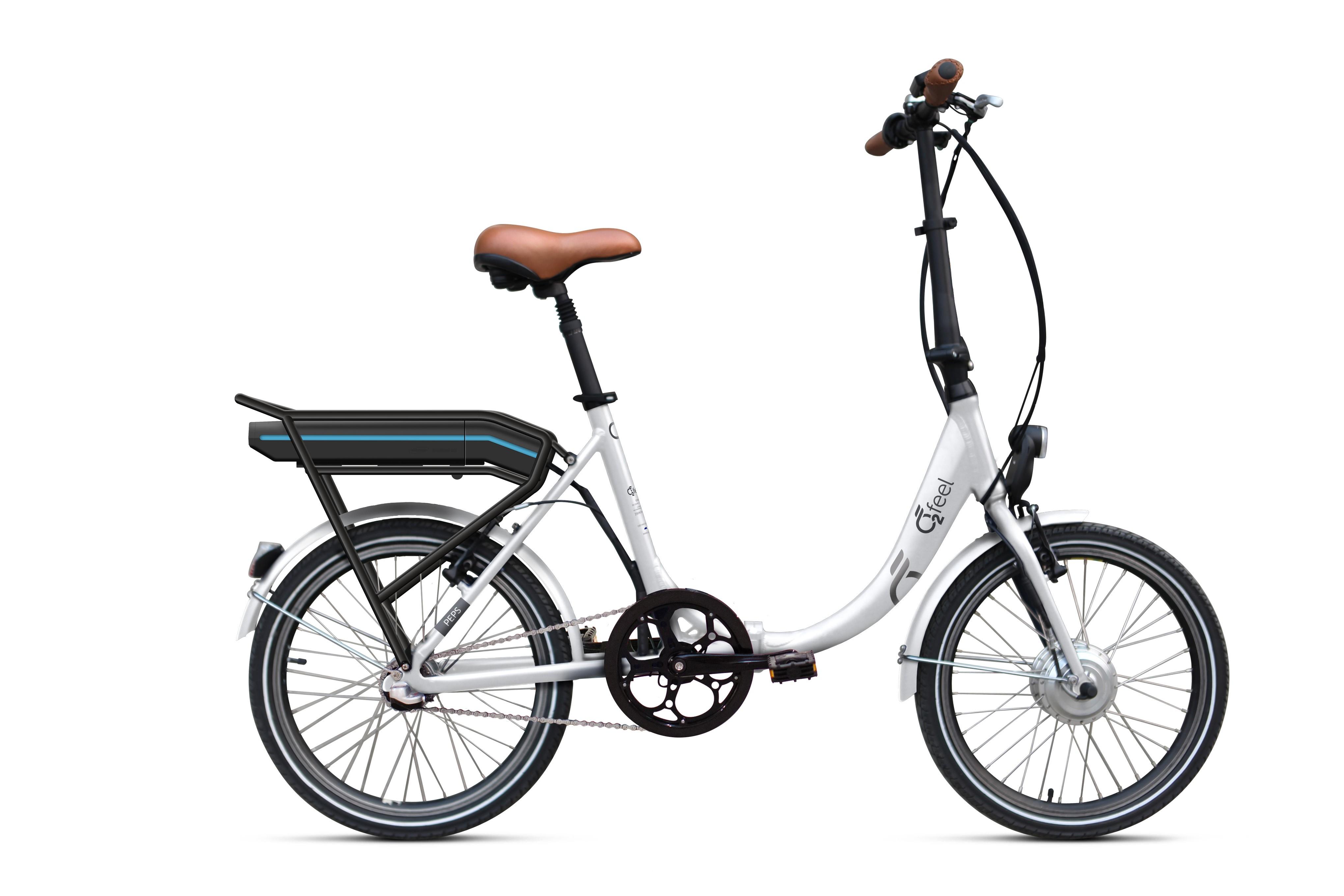 Meilleur vélo pliant electrique